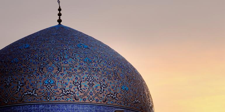 مسجد جامع یزد شاهکار معماری اسلامی