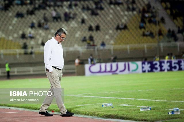برانکو: استقلال 20 بازیکن گرفته، ما 3-4 بازیکن از دست داده ایم، از بازیکنانم انتقاد نمی کنم
