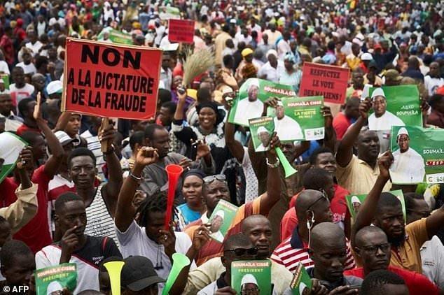 تاریخ انتخابات پارلمانی مالی اعلام شد