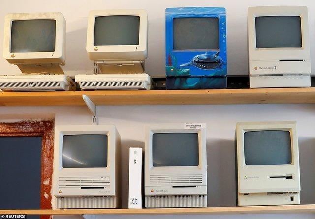 بزرگترین مجموعه رایانه های اپل به فروش می رسد