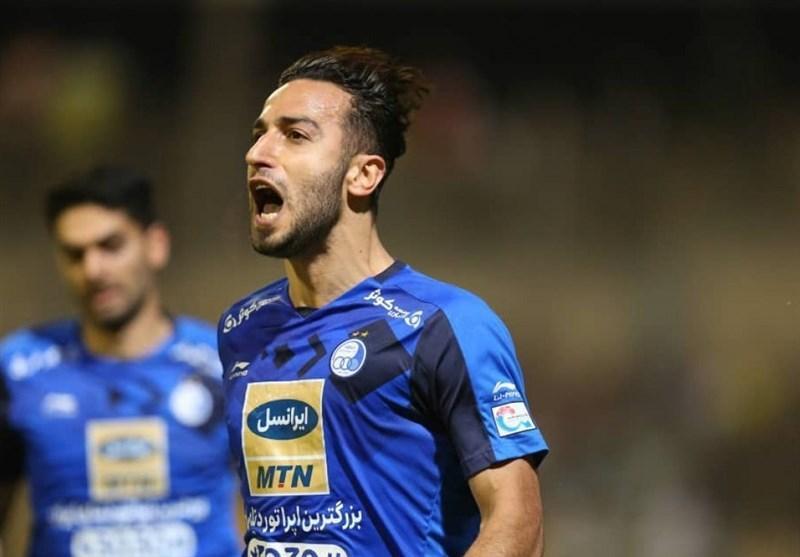 لیگ برتر فوتبال، صعود دوپله ای استقلال با برتری مقابل همنام اهوازی