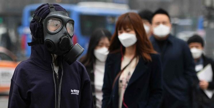 همکاری چین و کره برای مقابله با آلودگی هوا