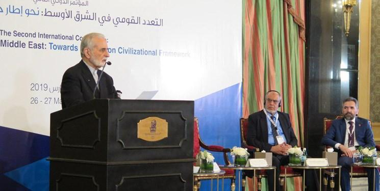 خرازی مطرح نمود: حرکت به سوی گفت وگوی درون تمدن اسلامی