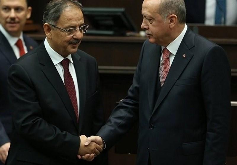 دیدگاه معاون اردوغان در خصوص حزب عبدالله گل