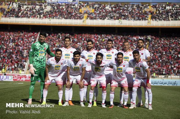 ترکیب تیم فوتبال پرسپولیس در فینال جام حذفی تعیین شد
