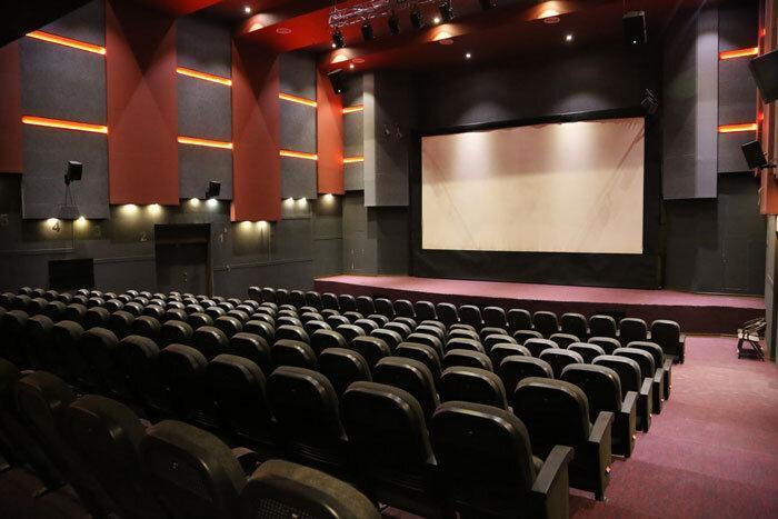 تهران ، افتتاح سینما در تهرانپارس