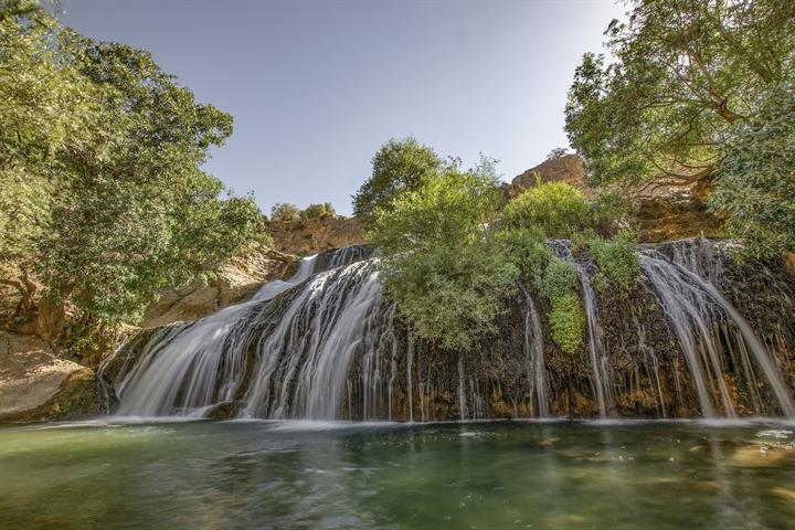 احداث زیرساخت های گردشگری در آبشار گریت خرم آباد