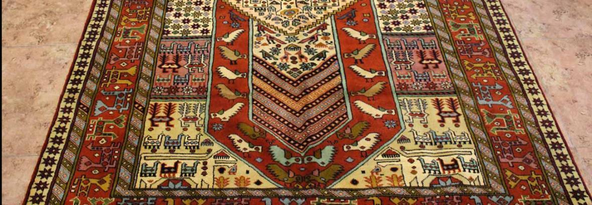 رونمایی از 4 قطعه فرش قشقایی منحصر به فرد در موزه فرش ایران