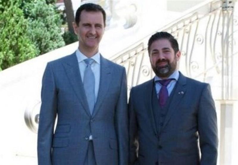 مشخص کنسول افتخاری سوریه در مونترال کانادا