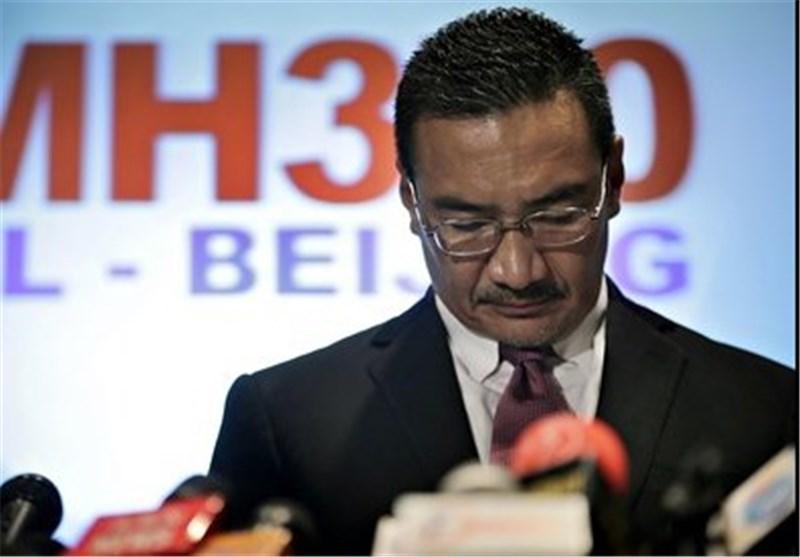 مالزی در انتظار گزارش استرالیا درباره هواپیمای ناپدید شده است