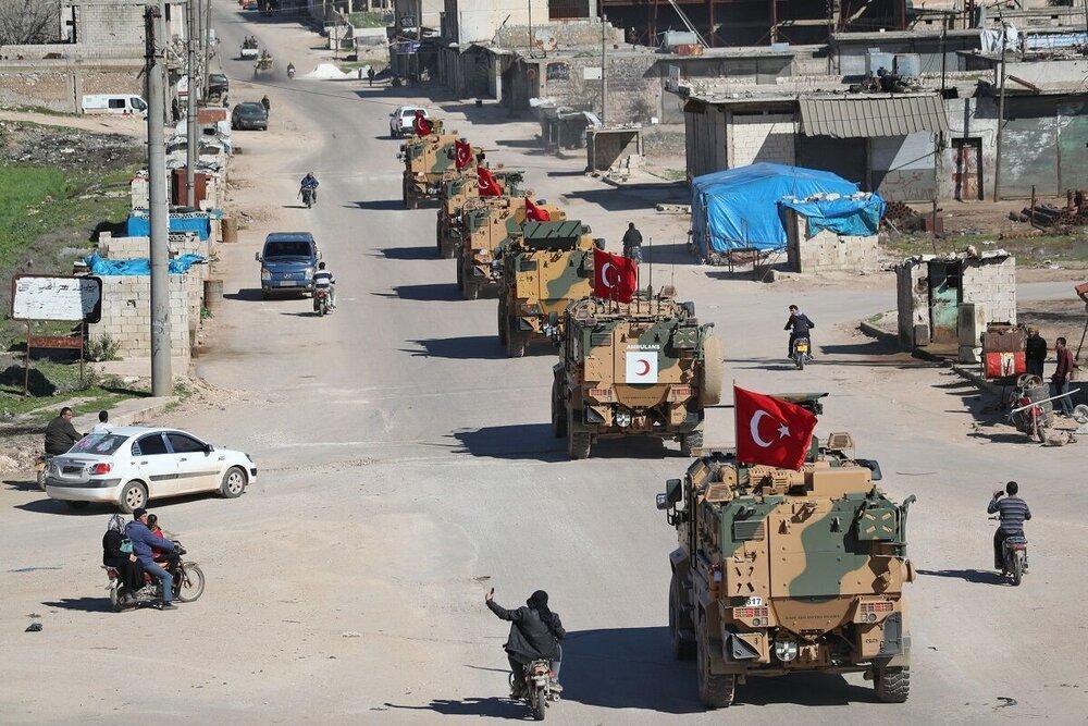 موضع گیری تازه چین نسبت به عملیات نظامی ترکیه در سوریه
