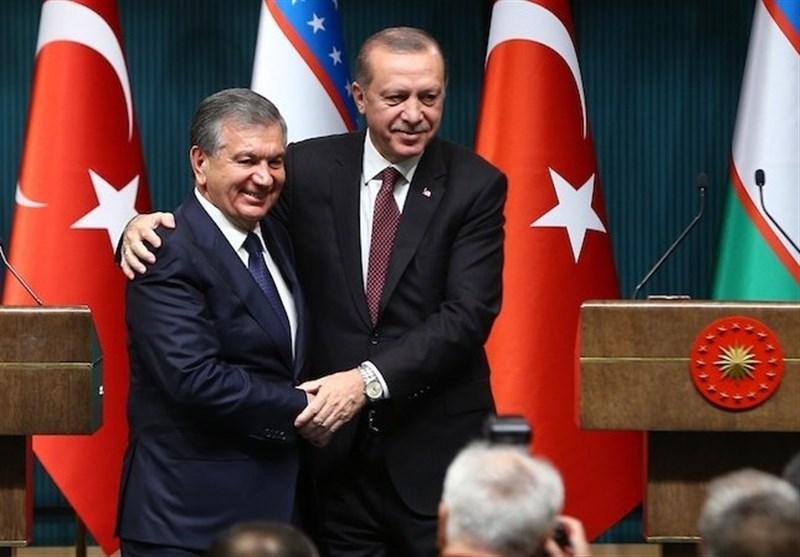گزارش، نگاهی به توسعه روابط ترکیه و ازبکستان در دوره میرضیایف