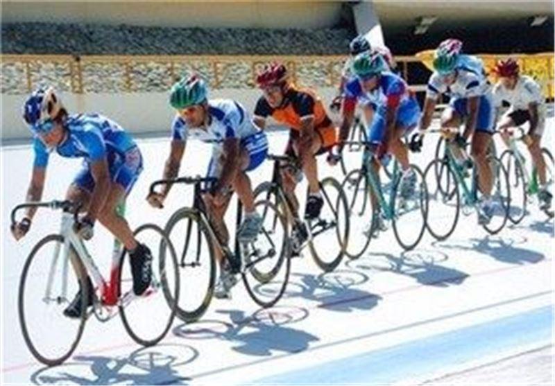 رکابزنان پیشگامان در ماده 4 کیلومتر تعقیبی طلایی شدند