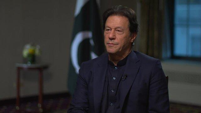 عمران خان: بیشترین تلاشم را برای برطرف تنش بین ایران و آمریکا انجام می دهم