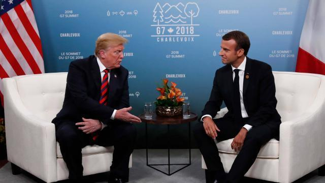 مشاور ترامپ: کانادا در نشست گروه 7 از پشت به ما خنجر زد