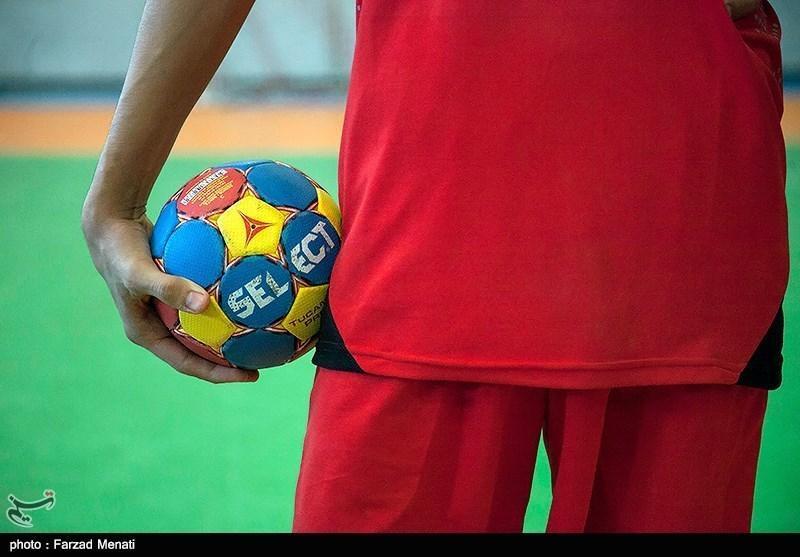 فزونی تیم هندبال نوجوان ایران برابر عمان
