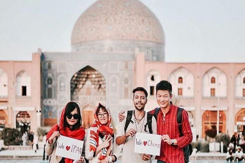 ایران به دنبال جلب توجه گردشگران ولخرج چینی