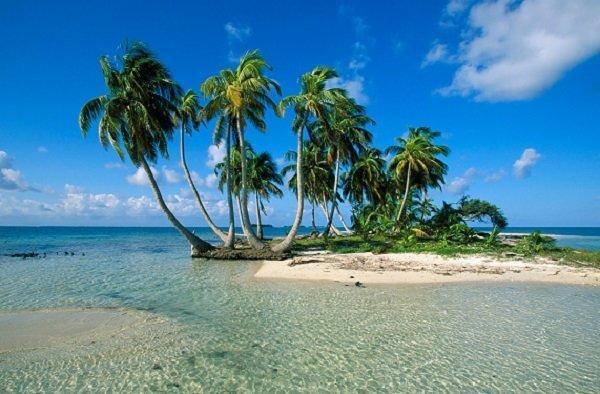 عجیب ترین جزیره هایی که تابه حال دیده اید