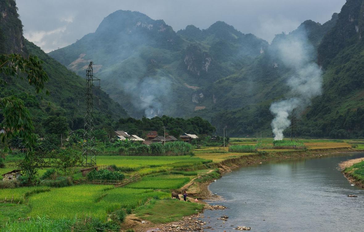 اشنایی با ویتنام