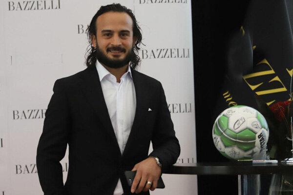 نام پیمان حسینی در میان 10 اسطوره فوتبال ساحلی دنیا نهاده شد