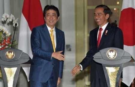تاکید رهبران ژاپن و اندونزی بر تعمیق روابط نظامی دوجانبه