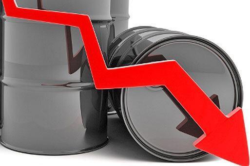 نفت در سراشیبی کاهش قیمت ماند