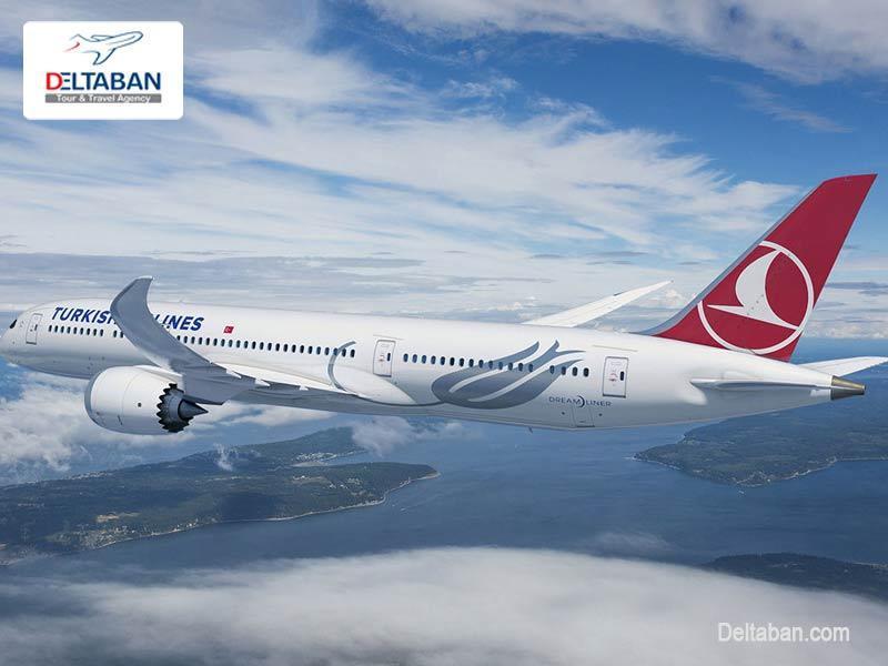 نکات مهم برای خرید بلیط هواپیما استانبول
