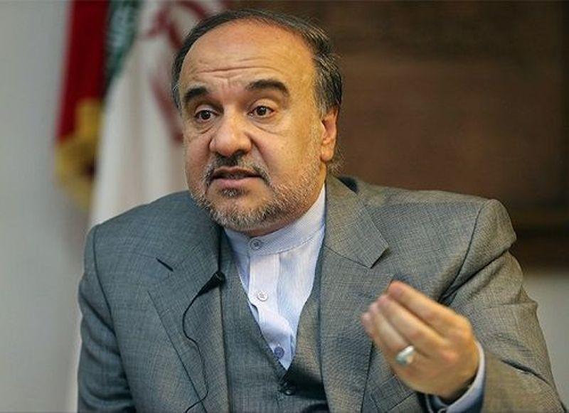 مذاکره وزیر ورزش با سفیر ایتالیا برای بازگشت استراماچونی به ایران