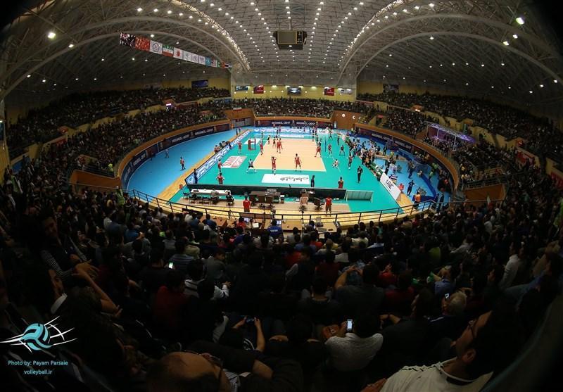 جدال ایران با تایلند برای صعود به جام جهانی، استادیوم مملو از تماشاگر شد
