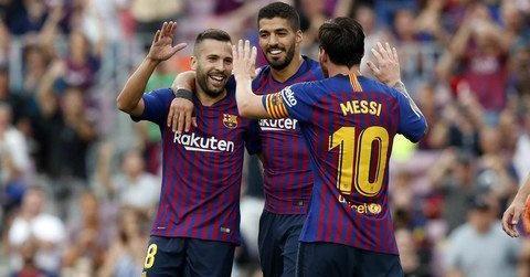 صعود بارسلونا به مرحله بعد؛ لیورپول، ناپولی و اینتر منتظر هفته آخر لیگ قهرمانان