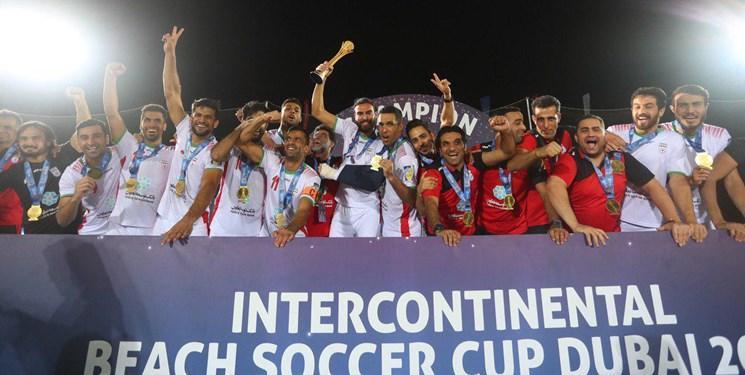 پیغام تبریک رییس فدراسیون فوتبال به پابرهنه های ساحلی ایران