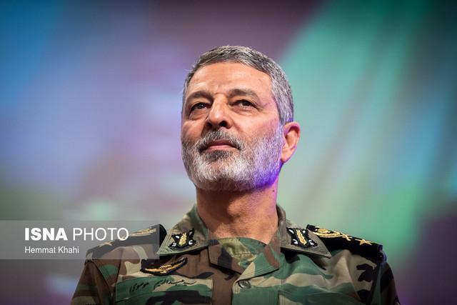 سرلشکر موسوی: رزمایش دریایی مشترک ایران، چین و روسیه بیانگر دیپلماسی دفاعی ایران است