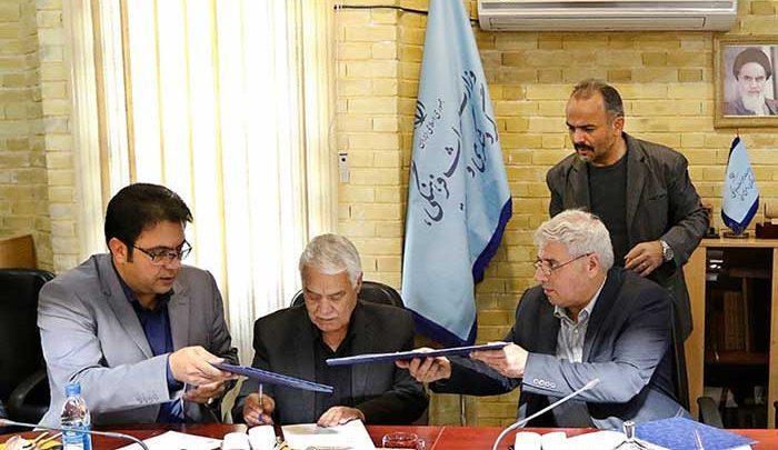 امضای تفاهم نامه چهارجانبه برای احیای بازار تاریخی نطنز