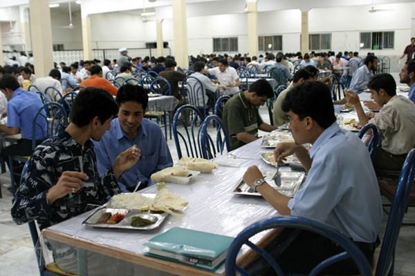 واکنش دانشگاه شهید بهشتی به وجود کک در غذای دانشجویان