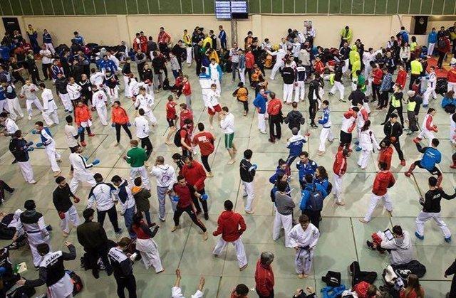 12 فرصت مدال برای کاراته در بازی های کشورهای اسلامی