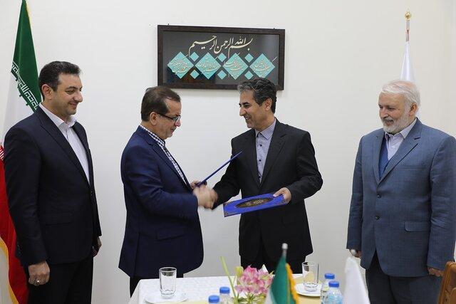 مبادله تفاهمنامه بین شهرداری شیراز و ساتا