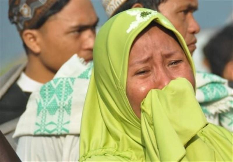 تلفات سونامی اندونزی از 800 نفر عبور کرد