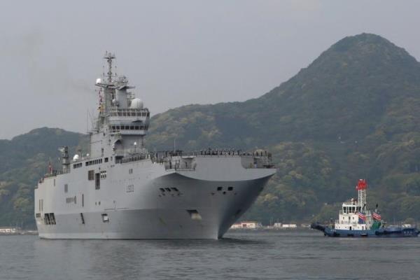 8 کشور از ائتلاف دریایی اروپا در خلیج فارس حمایت می نمایند