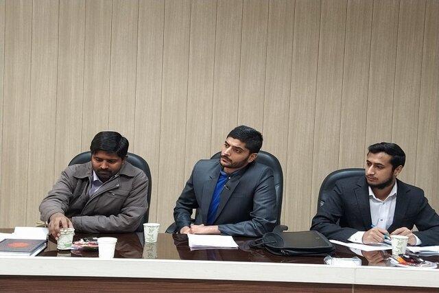نشست تخصصی شرایط زبان فارسی در شبه قاره در قزوین برگزار گردید