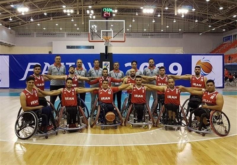 بسکتبال با ویلچر قهرمانی آسیا-اقیانوسیه، شکست تیم مردان برابر استرالیا، ایران راهی ملاقات رده بندی شد