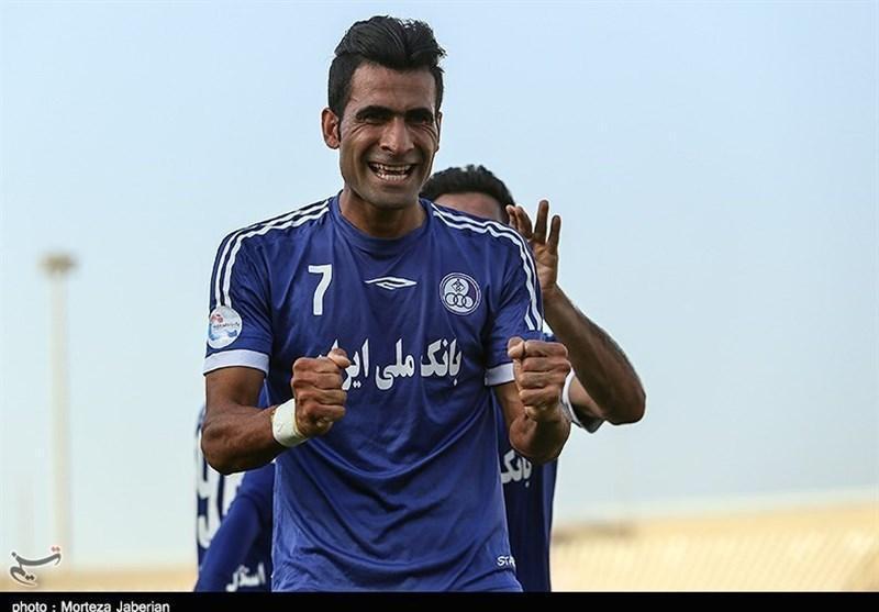 بیت سعید: الجزیره یکی از بهترین تیم های آسیاست، مهم خوشحالی مردم خوزستان است نه گلزنی من