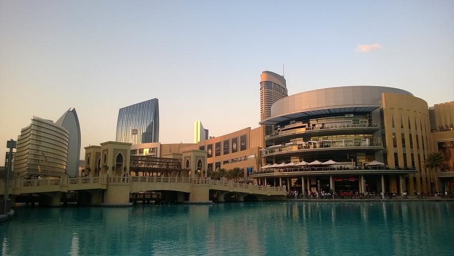 معرفی بزرگ ترین مرکز خرید دنیا در دبی