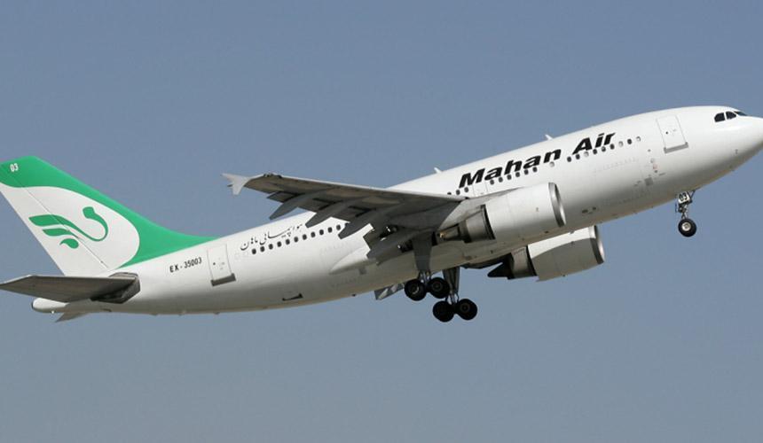 هواپیمایی ماهان محبوب ترین ایرلاین هوایی ایران