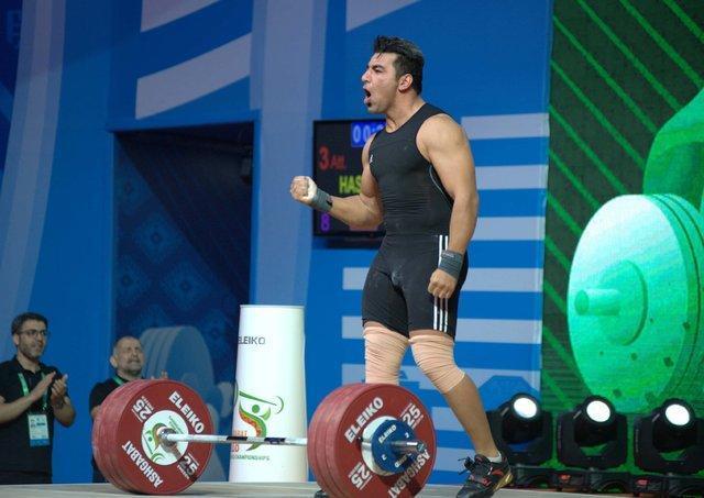 مهمترین رقبای وزنه برداران ایرانی برای رسیدن به مدال قهرمانی جهان