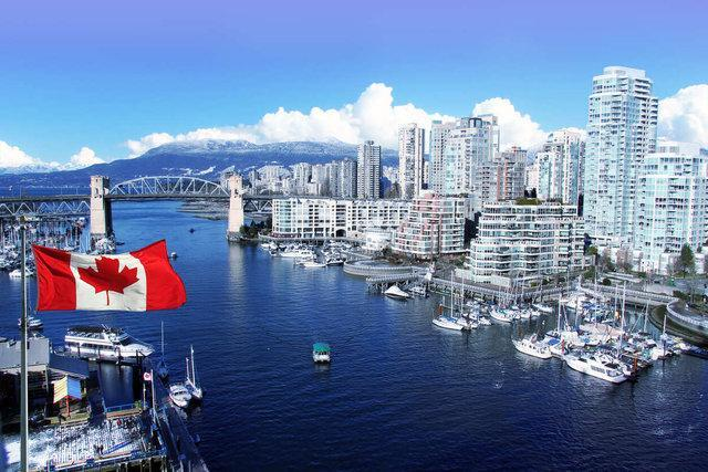 رشد مالی کانادا منفی شد