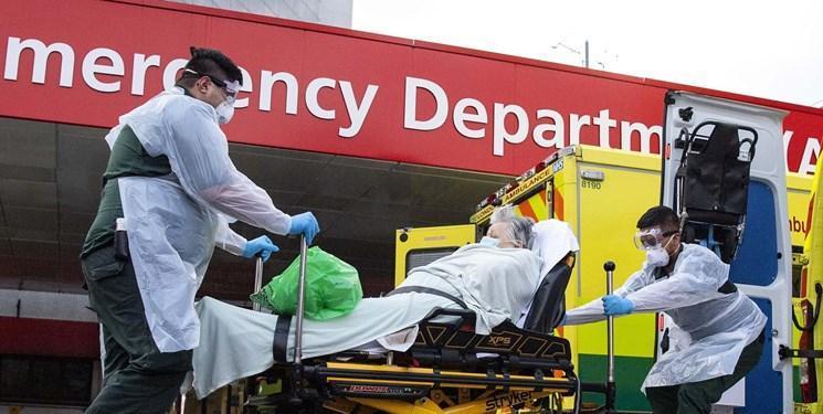 شیب تند افزایش آمار مبتلایان و قربانیان ویروس کرونا در انگلیس و هلند