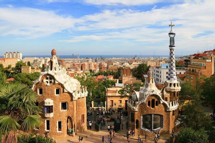 معرفی خانه های خاص : خانه ذهن اسپانیا