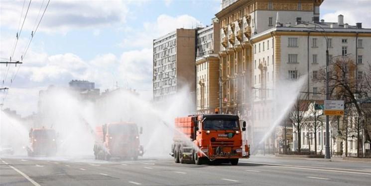 28 هزار نفر، شمار مبتلایان به کرونا در روسیه و برزیل