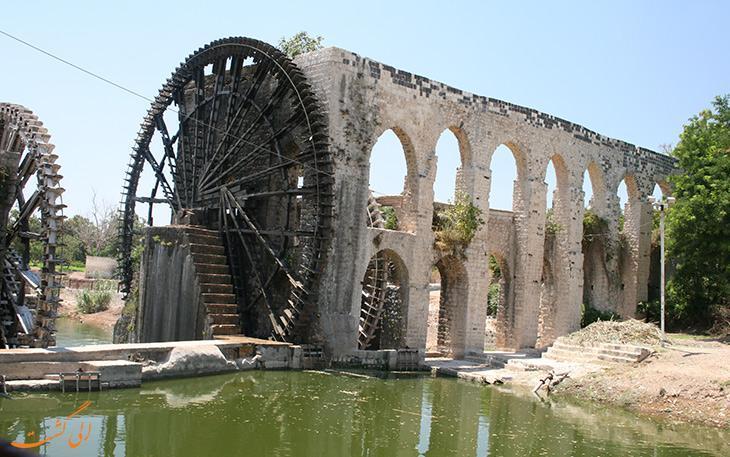 معماری شگفت انگیز آبراه های باستانی در سراسر دنیا