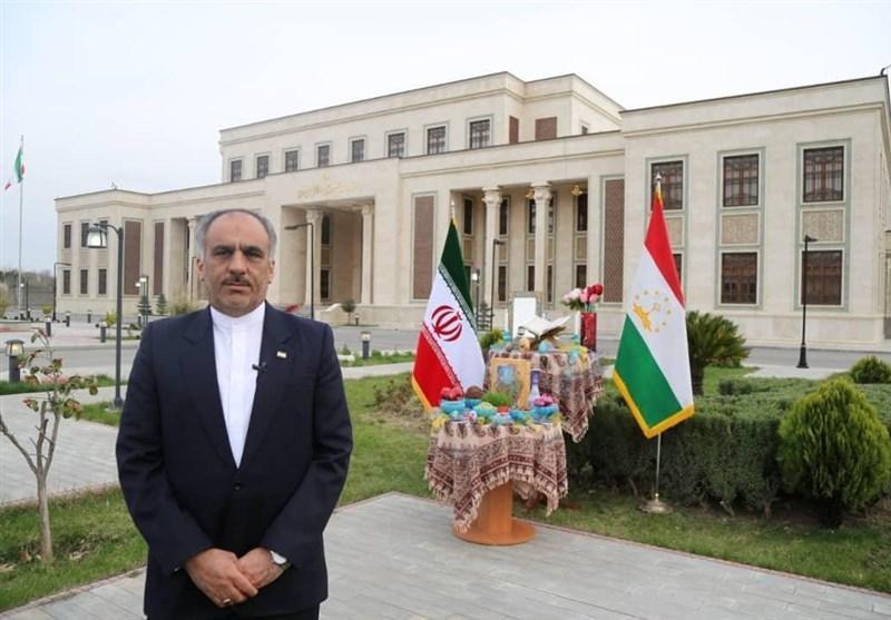 تبریک سفیر ایران در تاجیکستان به مناسبت نوروز